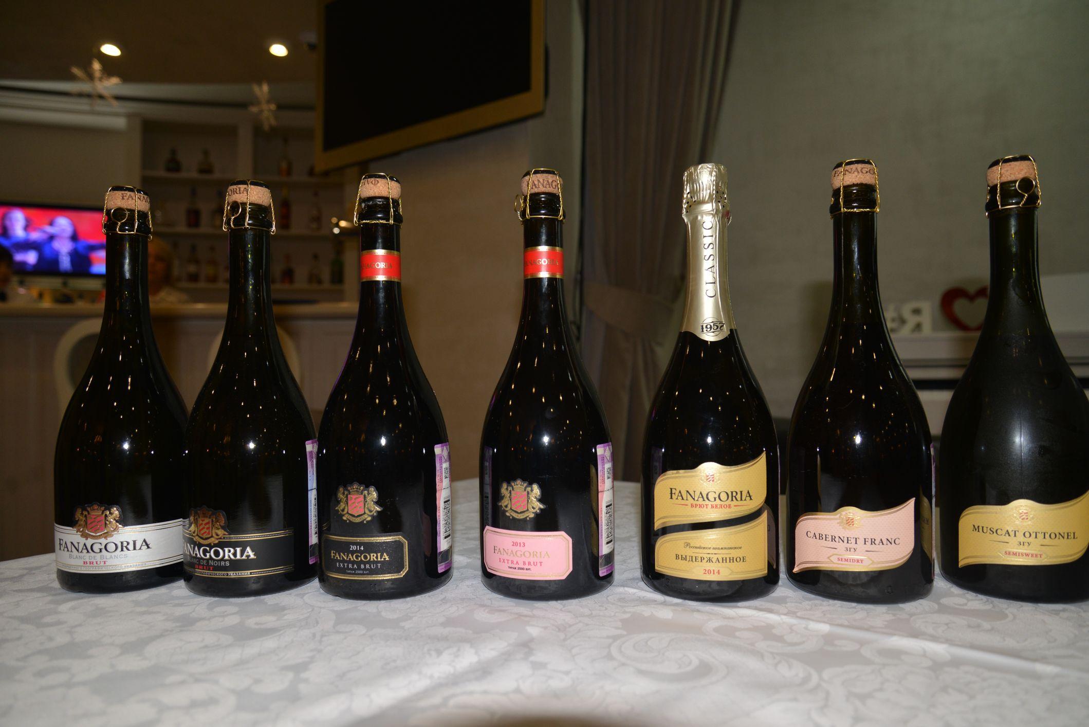 Дорогие сорта коллекционного шампанского